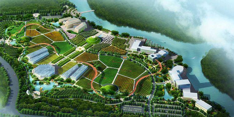 休闲农业项目选址规划
