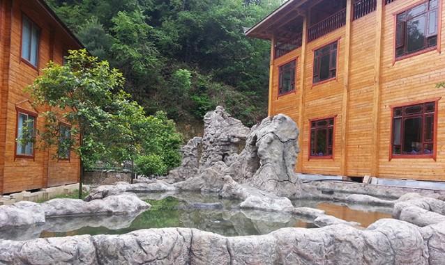 百花湖九龙山度假村