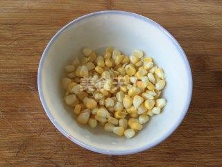 腊肠杂粮竹筒饭