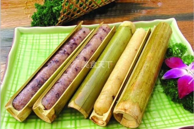 研学:海南黎家竹筒饭的做法
