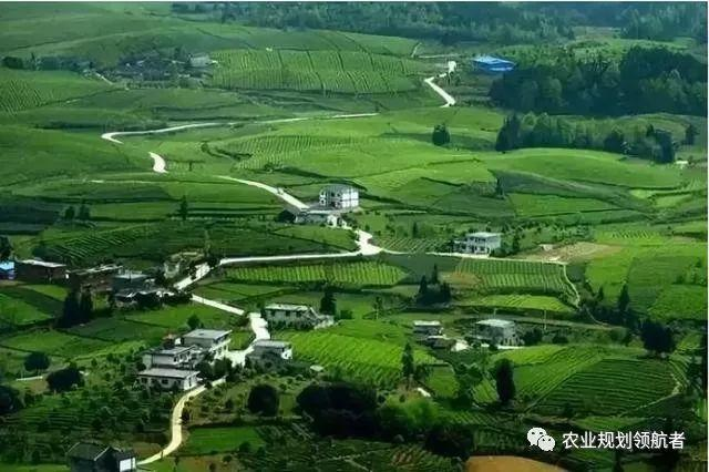 剖析:国家农业综合开发田园综合体10大试点项目建设方案!