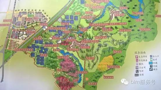 柳江县现代农业示范园区规划与建筑方案解析