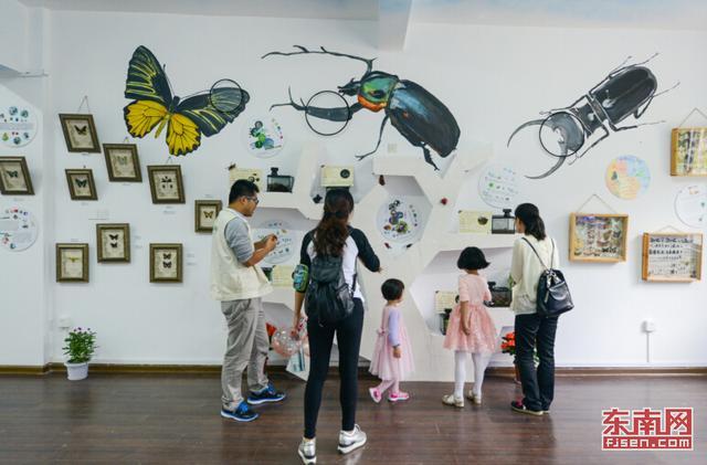 福州植物园自然宣教中心落成 将成青少年科普教育基地