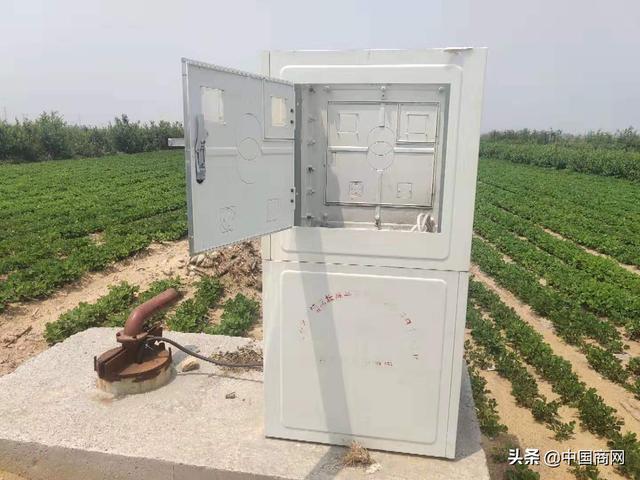 河北省滦州市荒废的扶贫惠农工程 种地依旧靠天吃饭