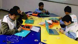 中小学生科学素养课程内容介绍:工程课题设计与智造