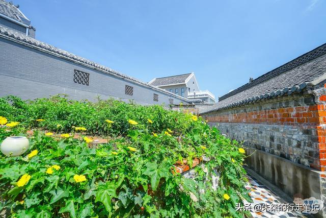 淮安最美的民宿,拥有田园般的风景,还有一个诗情画意的名字