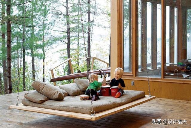这些有意思设计搬进你的庭院,你将拥有一个神奇的乐园