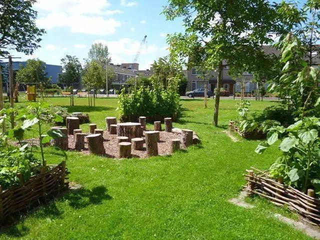亲子农业丨植物景观设计要点