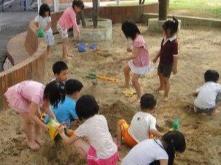 盘点3-6岁儿童喜爱的户外小游戏