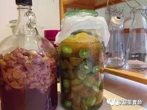 用猕猴桃自制果酒,香味四溢,简单好喝还省钱