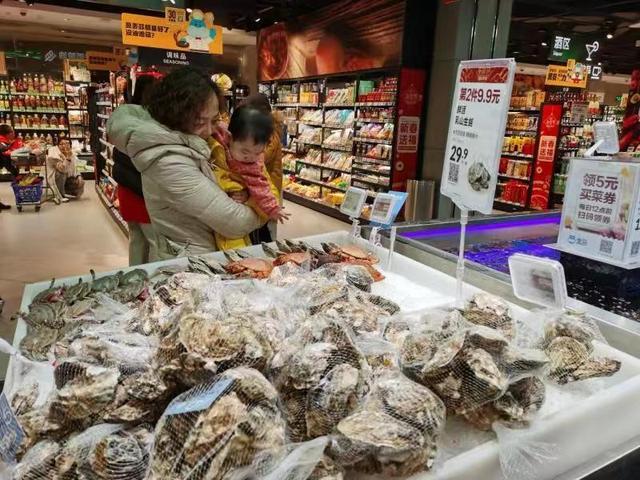 生鲜市场:当买菜成为一种新潮休闲方式