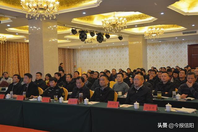 信阳市举行农村食品安全治理示范观摩暨Ⅲ级食品安全应急演练会议