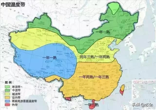 农林业注意啦:这些农林业地图你应该收藏