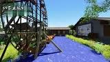 某生态农庄规划:采摘区-景观与绿廊等设计