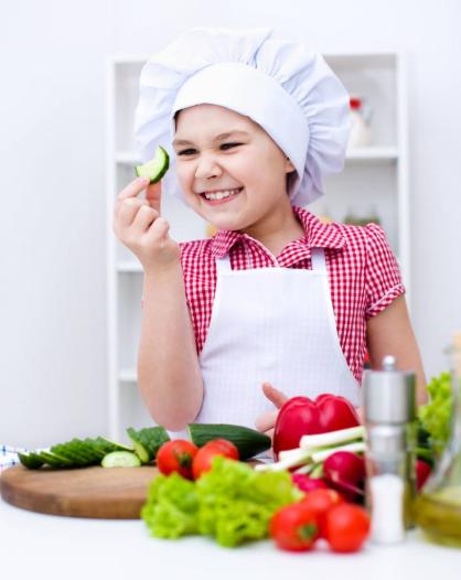 幼儿园小班健康主题活动教案《蔬菜大家族》