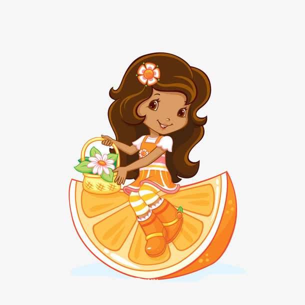 魔法橙子:幼儿园美术与食育科学课教案